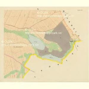 Lischau - c4150-1-006 - Kaiserpflichtexemplar der Landkarten des stabilen Katasters