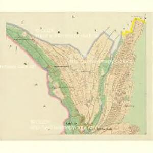 Grasslitz - c3515-1-002 - Kaiserpflichtexemplar der Landkarten des stabilen Katasters