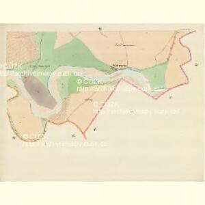 Roketnitz - m2592-1-005 - Kaiserpflichtexemplar der Landkarten des stabilen Katasters