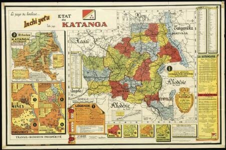 Etat du Katanga