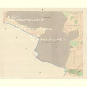 Schinkau (Žinkow) - c9444-1-004 - Kaiserpflichtexemplar der Landkarten des stabilen Katasters
