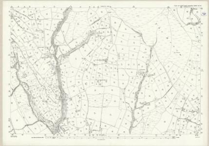 Isle of Man VIII.14 - 25 Inch Map