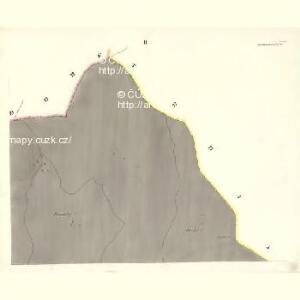 Rožnau (Rožnow) - m2628-1-002 - Kaiserpflichtexemplar der Landkarten des stabilen Katasters