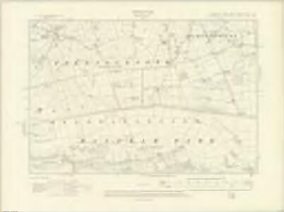 Yorkshire CLIII.SE - OS Six-Inch Map