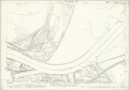 Yorkshire VI.11 (includes: Billingham; Eston; Middlesbrough) - 25 Inch Map