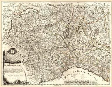 Alta Lombardia, e Stati ad essa Circonuicini