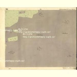 Schwarzhaid - c0872-1-008 - Kaiserpflichtexemplar der Landkarten des stabilen Katasters