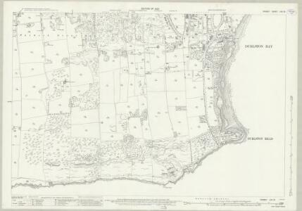 Dorset LVII.13 (includes: Swanage) - 25 Inch Map