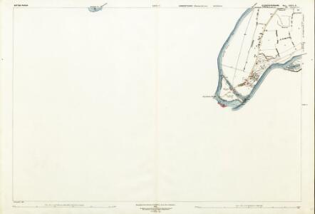 Gloucestershire LXXVI.11 (includes: Bitton; Keynsham) - 25 Inch Map
