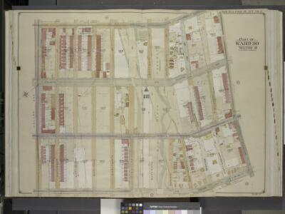 Brooklyn, Vol. 6, Double Page Plate No. 11; Part of   Ward 30, Section 18; [Map bounded by 5th Ave., Bayridge Ave., Ridge Blvd.;       Including 2nd Ave., 60th St.]