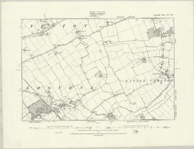 Lincolnshire LVI.NW - OS Six-Inch Map