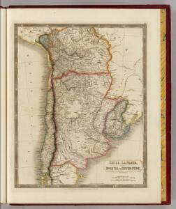 Chili, La Plata, Bolivia.