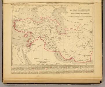 L'Empire des Perses.