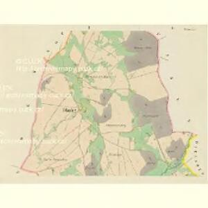 Dlauhey - c1140-1-001 - Kaiserpflichtexemplar der Landkarten des stabilen Katasters