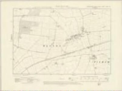 Lincolnshire XXXV.SW - OS Six-Inch Map