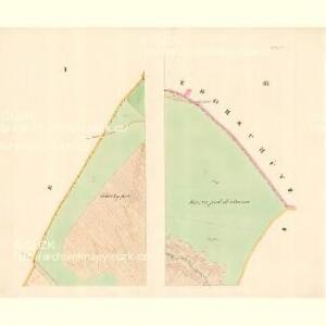 Welka - m3303-1-001 - Kaiserpflichtexemplar der Landkarten des stabilen Katasters