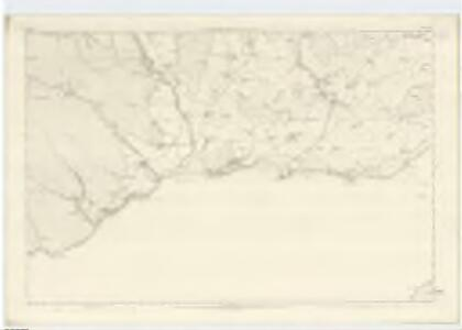 Argyllshire, Sheet CCLXV - OS 6 Inch map