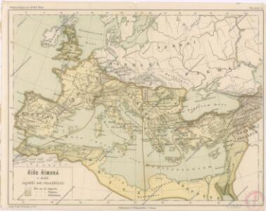 Říše římská v době největší své rozsáhlosti