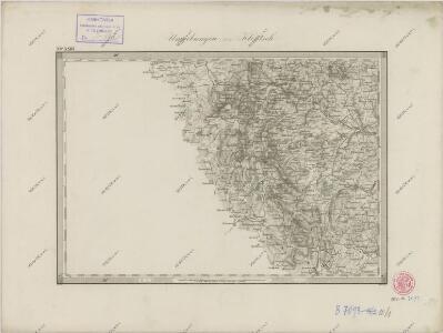 II. vojenské mapování 23