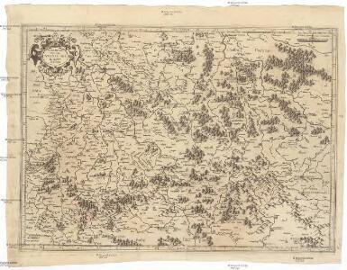 Saxoniae superioris Lvsatiae Misniaeqve descriptio