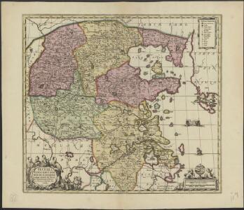 Pecheli, Xansi, Xantung, Honan, Nanking, in plaga Regni Sinensis inter Septentrionem ac Orientem Ceciam versus sitae provinciae