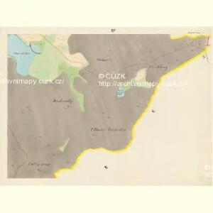 Kardaschrzetschitz - c3049-1-013 - Kaiserpflichtexemplar der Landkarten des stabilen Katasters