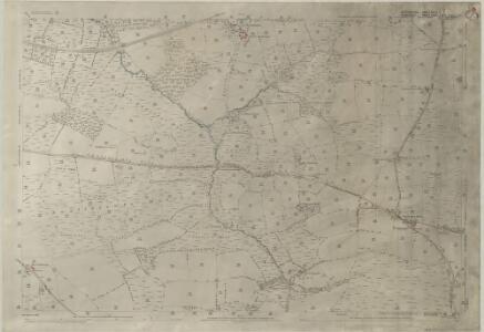 Devon XXIII.7 (includes: Brushford; Dulverton; East Anstey; West Anstey) - 25 Inch Map