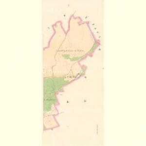 Tillmitschau (Tumaczow) - c7927-1-001 - Kaiserpflichtexemplar der Landkarten des stabilen Katasters