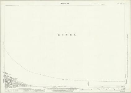 Kent X.2 (includes: Northfleet; Thurrock) - 25 Inch Map