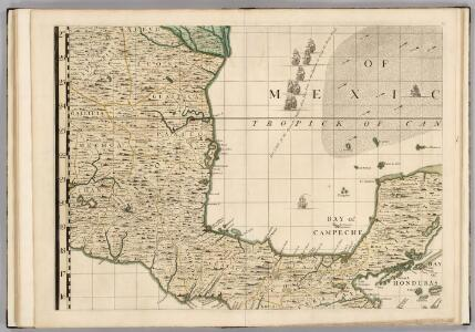 A Map of the British Empire in America. (Sheet 13).
