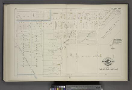 Part of Ward 5 & 7. [Plate N.]