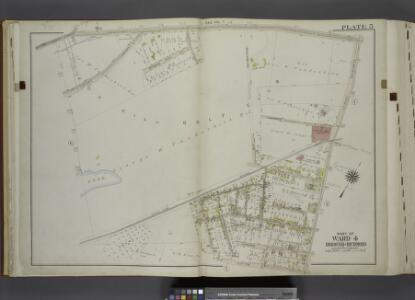 Part of Ward 4. [Map bound by Richmond Road,          Vanderbilt Ave, Tompkins Ave (Centre St), Clifton Ave, Fletcher St, Wall St,     Staten Island Rail Road, Pond, Targee St (Simonson PL)]