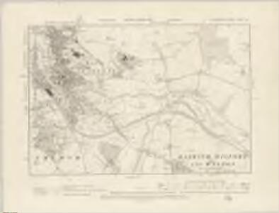 Staffordshire XXXVII.SE - OS Six-Inch Map