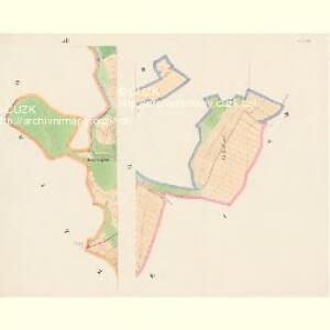 Hartowitz - c2344-1-006 - Kaiserpflichtexemplar der Landkarten des stabilen Katasters
