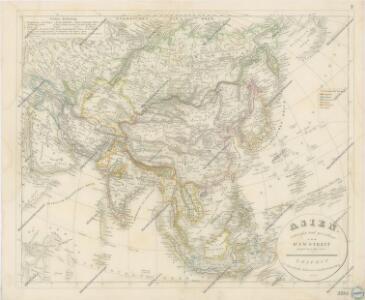 Neuer Atlas der ganzen Erde nach den neuesten Bestimmungen für Zeitungsleser