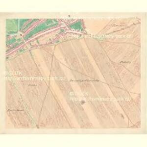 Strassnitz - m2902-1-009 - Kaiserpflichtexemplar der Landkarten des stabilen Katasters