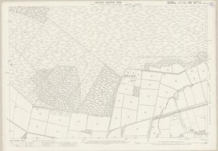 Yorkshire CCLXXVIII.14 (includes: Hatfield; Wroot) - 25 Inch Map