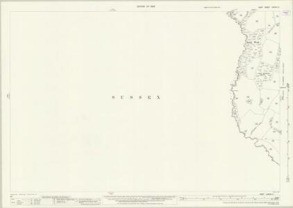 Kent LXXVIII.5 (includes: Etchingham; Hawkhurst; Salehurst; Ticehurst) - 25 Inch Map