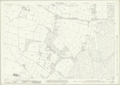 Essex (New Series 1913-) n LX.14 (includes: Waltham Holy Cross) - 25 Inch Map