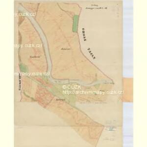 Erdberg - m0892-1-012 - Kaiserpflichtexemplar der Landkarten des stabilen Katasters