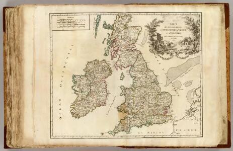 Iles Britaniques routes.