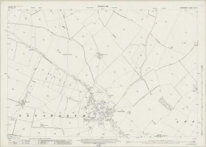 Oxfordshire XLI.10 (includes: Tetsworth) - 25 Inch Map