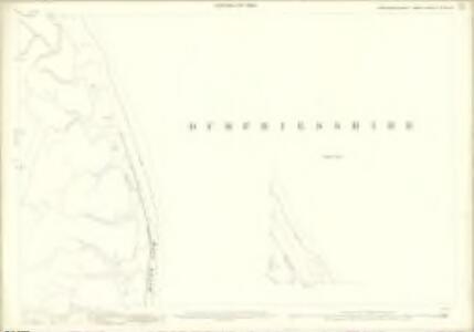 Kirkcudbrightshire, Sheet  038.02 & 030.14 - 25 Inch Map