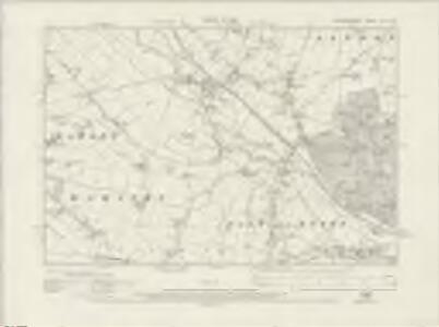 Staffordshire XXX.SE - OS Six-Inch Map