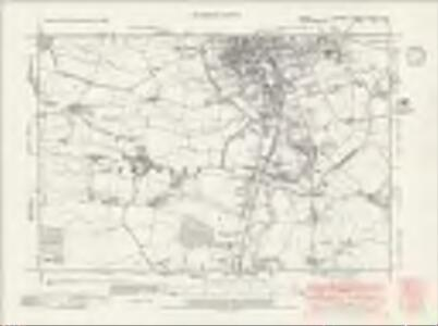 Essex nXXXII.SW - OS Six-Inch Map