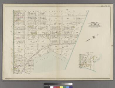 Plate 22: Part of Ward 18. Brooklyn, N.Y.