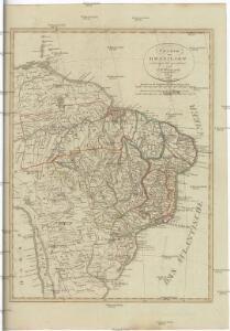 CHARTE von BRASILIEN