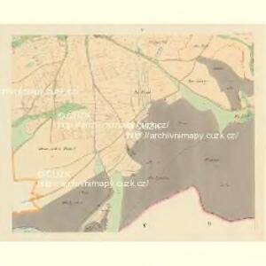 Lippna - c4118-1-004 - Kaiserpflichtexemplar der Landkarten des stabilen Katasters