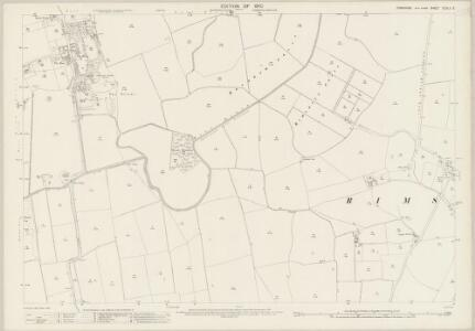 Yorkshire CCXLII.3 (includes: Halsam; Rimswell; Roos) - 25 Inch Map