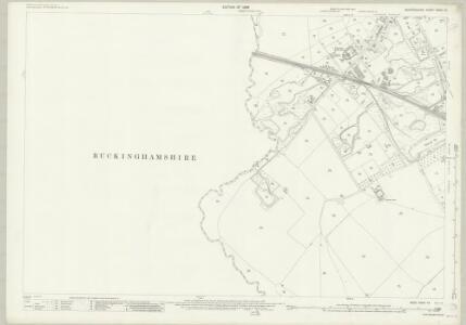 Bedfordshire XXVIII.14 (includes: Billington; Grove; Leighton Buzzard; Linslade) - 25 Inch Map
